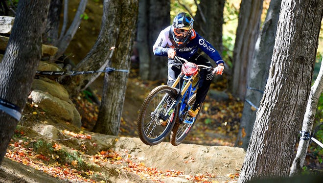 The Maxxis Eastern States Cup mountain bike race circuit is coming to Broome County May 20.