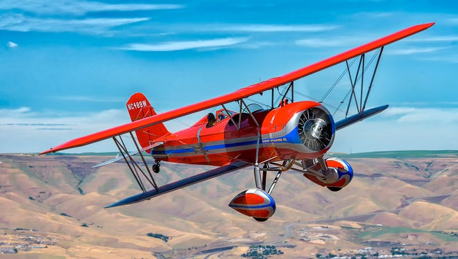 Benton Air Center is hosting a 100th anniversary celebration of air mail service on May 16.