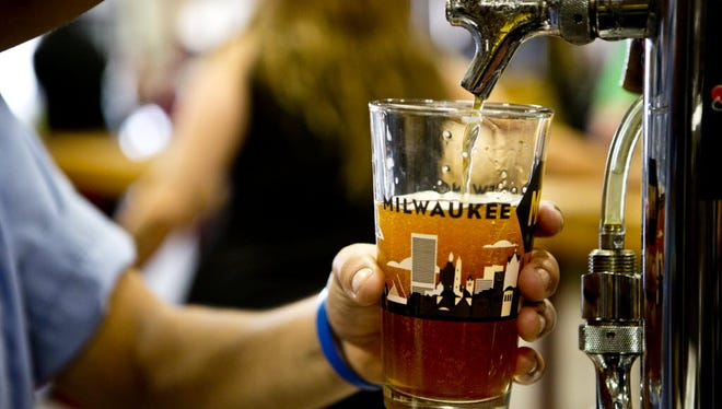 Milwaukee Brewing Co., won gold for its Gin Barrel O-Gii at the World Beer Cup.