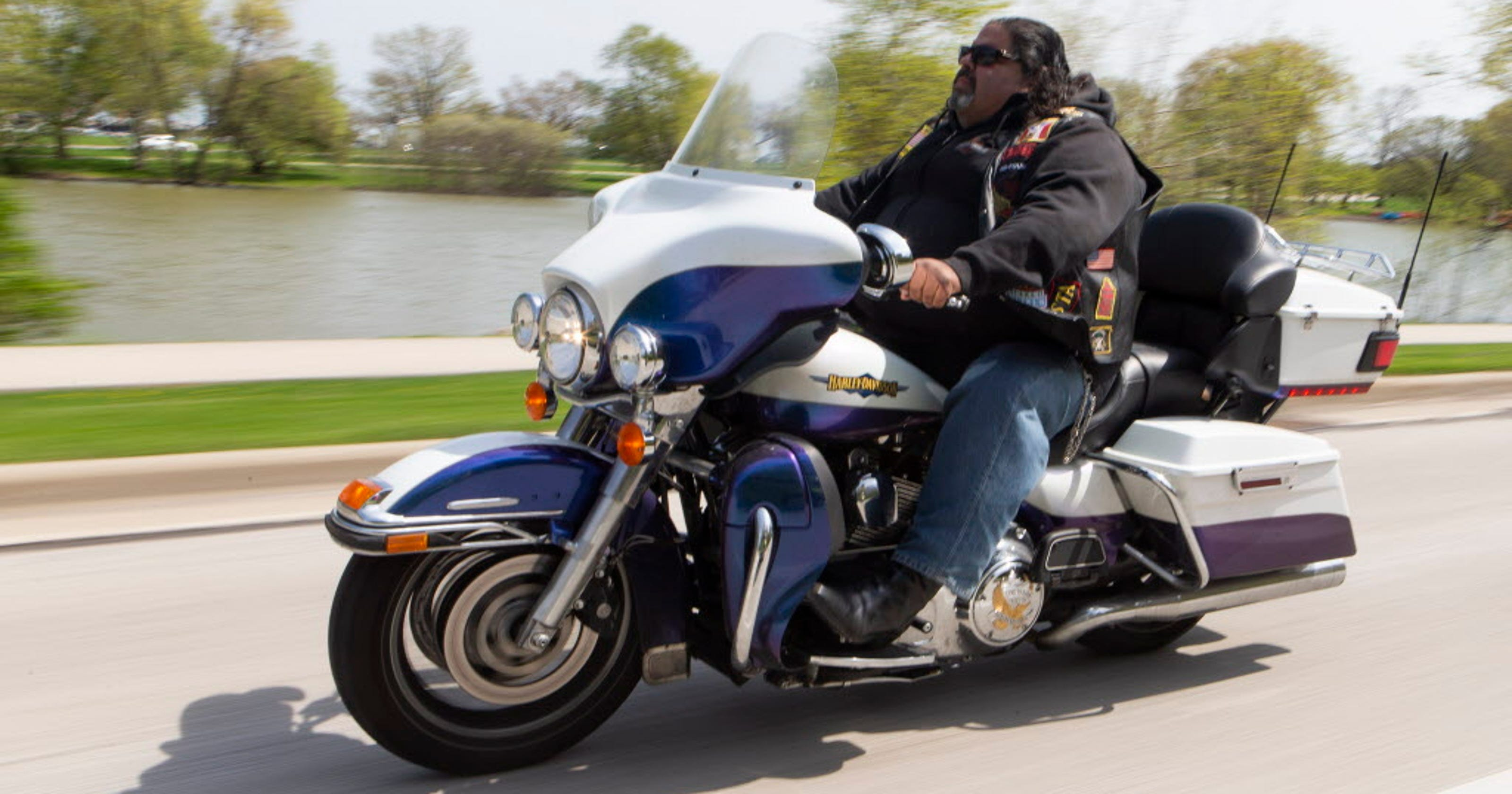 Harley-Davidsons: Is motorcycle noise sweet or a din?