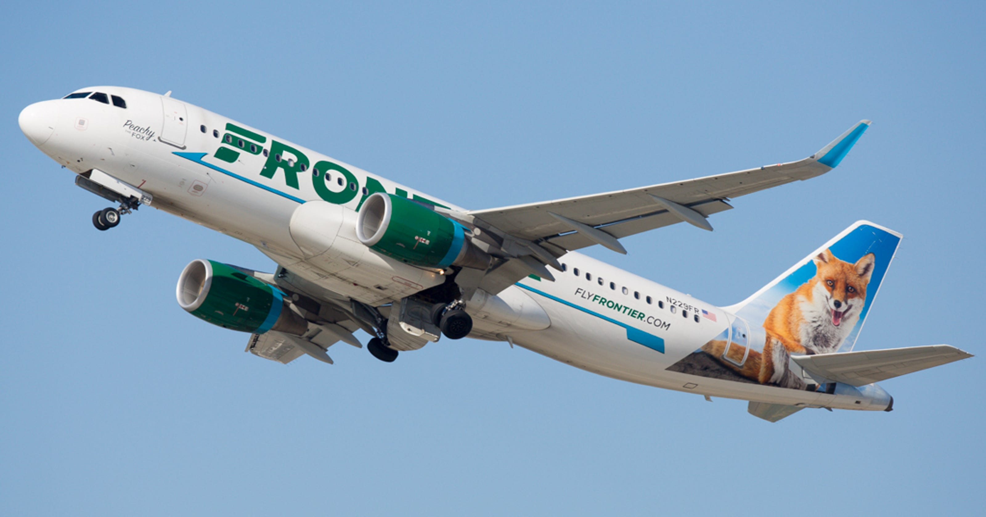 Frontier Airlines: Pilots OK contract that gives them big raises