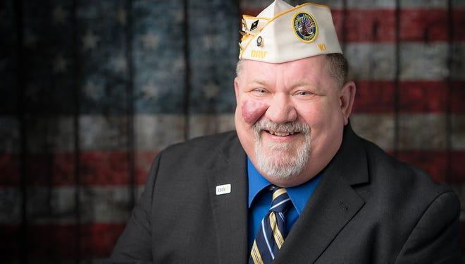 Michael Hert was elected as DAV Wisconsin's next state commander.