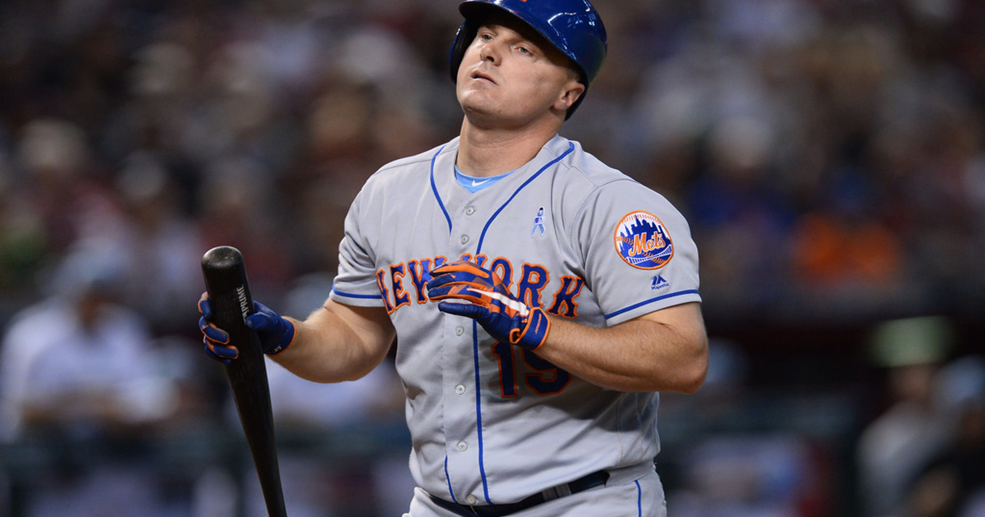 new product f56a9 838e8 What the NY Mets are considering for Jay Bruce in return from DL
