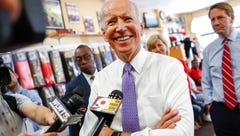 Former Vice President Joe Biden endorses Josh Kaul in Attorney General race
