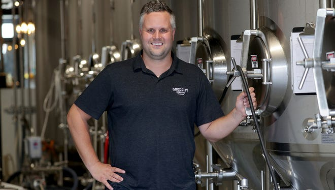 Dan Katt  is one of the owners of Good City Brewing Co.