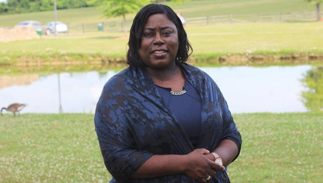 Audrey Graham, candidate for Montgomery City Council District 4