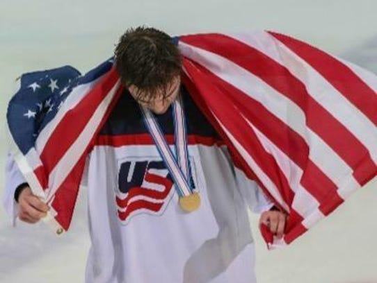 Two seasons playing for USA Hockey yielded patriotic