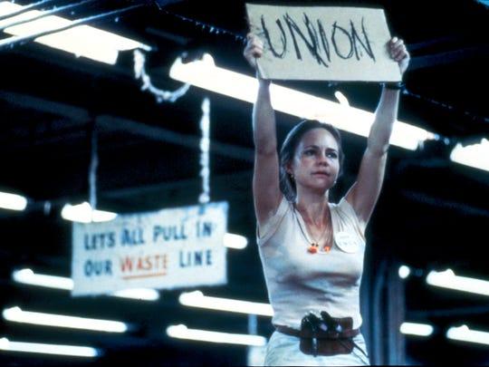 Field won an Oscar for 1979's 'Norma Rae'