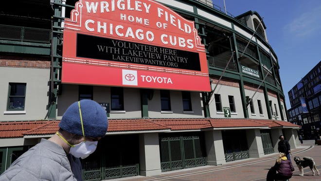 With no games being played, recent sports headlines have centered around hopes and dreams and uncharted path leagues and teams must navigate to return to competition in the wake of the pandemic.  Legendary venues, like Wrigley Field, could remain absent of games this season.