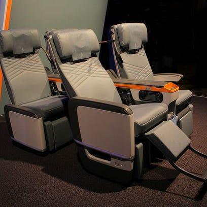 Singapore Airlines unveils new Premium Economy seat