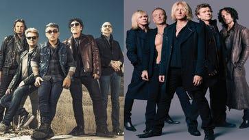 Def Leppard, Journey, Tony Bennett all announce Nashville shows