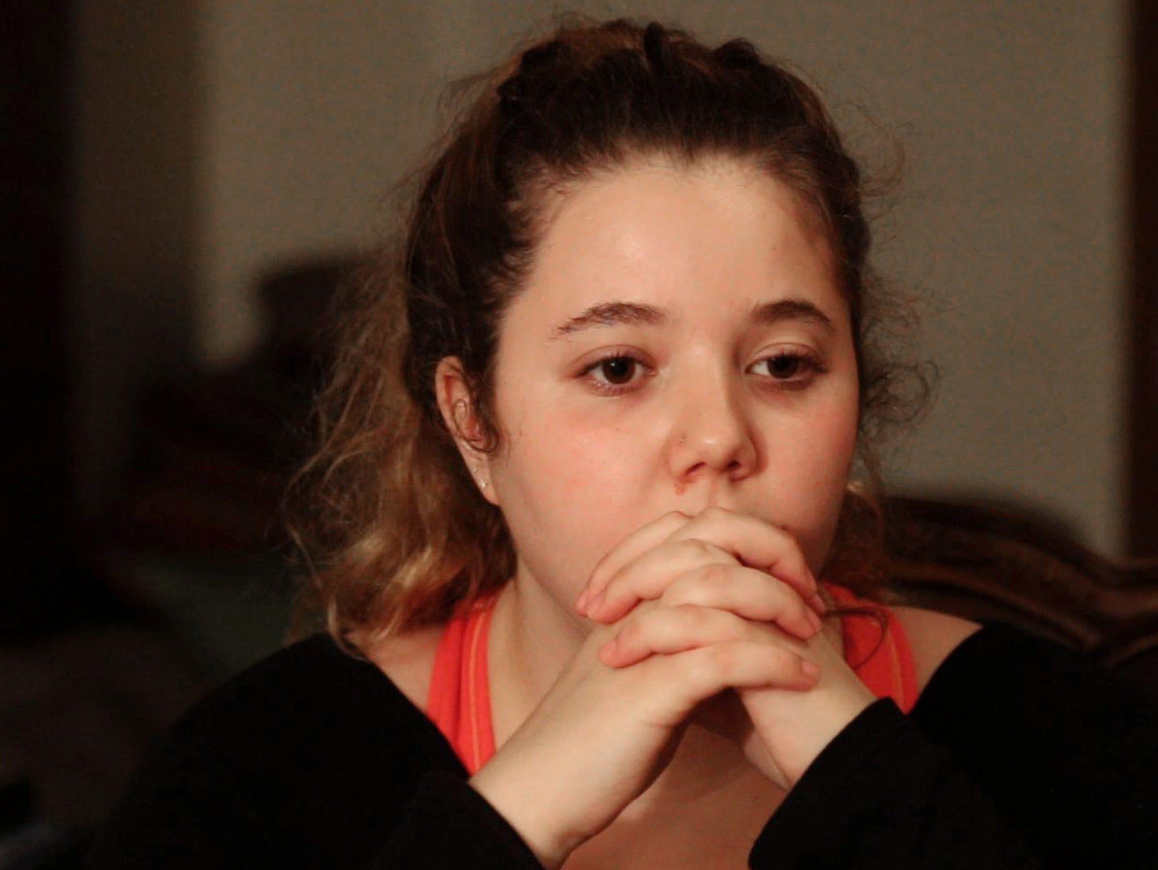 Leonard Boldman's 19-year-old daughter Carly Boldman