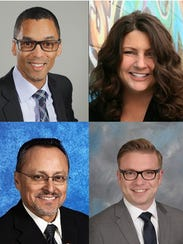 Candidates for Lansing City Council at-large