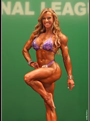 IFBB Pro Juliana Malacarne is the guest poser for Saturday's NPC Mississippi Bodybuilding Championships.