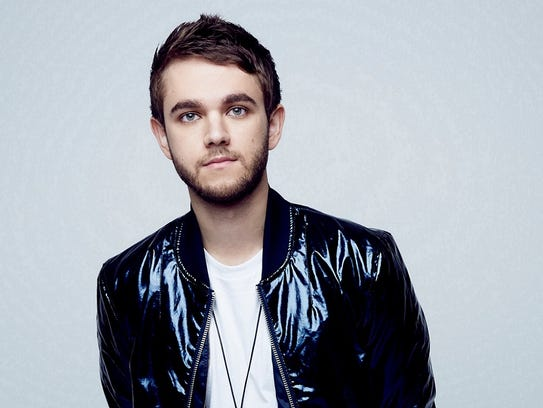 Zedd will perform May 28 at Indianapolis Motor Speedway.