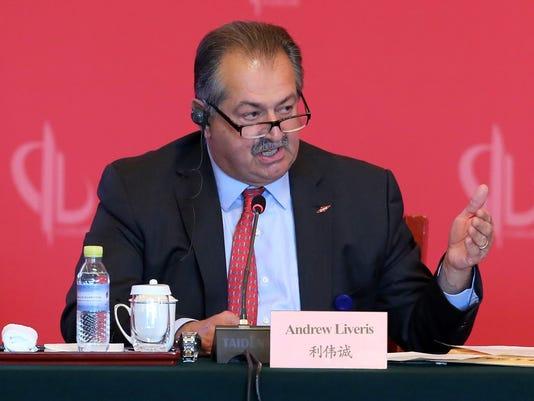 China Development Forum 2015
