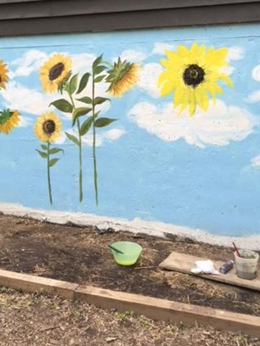 FRM Garden Wall