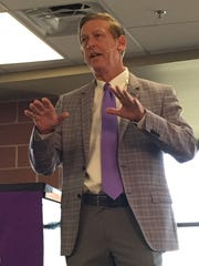 Brian Mueller, president of Grand Canyon University