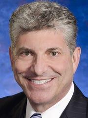 Joe Sayklay, senior vice president and president of
