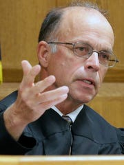 Outagamie County Judge John Des Jardins said Todd D.