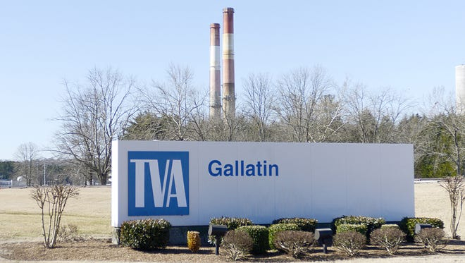 The Tennessee Valley Authority is spending more than $1 billion to remove air pollutants at the Gallatin Fossil Plant.