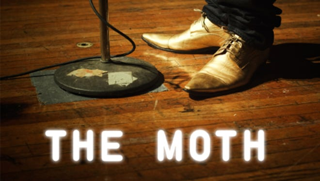 The Moth is coming to Montgomery on Friday at the Alabama Shakespeare Festival.