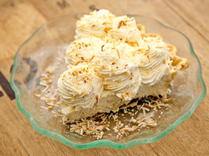 10. The coconut cream pie from Tarbells Tavern in Phoenix.