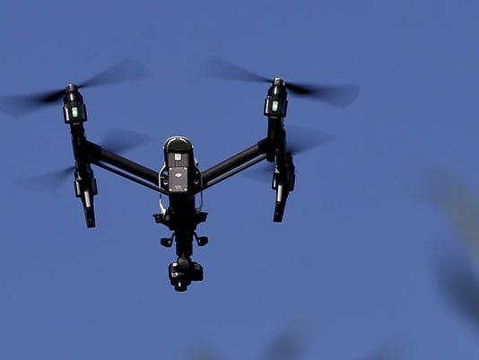 Drones Security