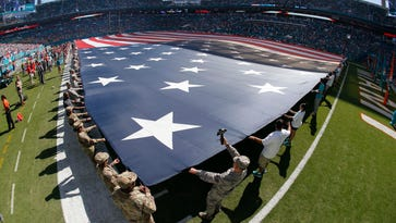 Trump is flat wrong about our flag, unflappable in its expansive freedom