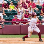 'Noles homer four times in decisive win over Bulldogs