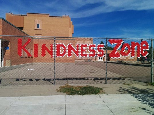 2 Kindness Zone