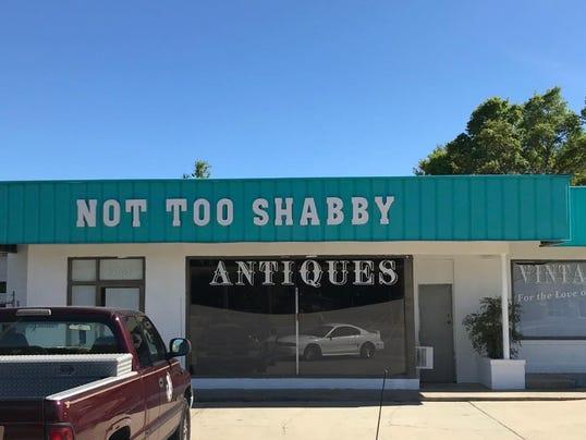 Not Too Shabby