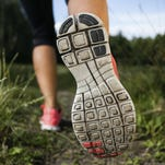 Walk 30 minutes a day to improve blood pressure and blood sugar levels, maintain weight, and reduce coronary heart disease, stroke, osteoporosis, breast and colon cancer and diabetes.
