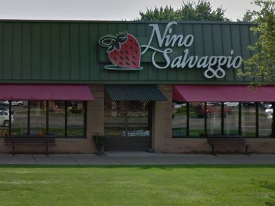 Outside view of Nino Salvaggio, St. Clair Shores.