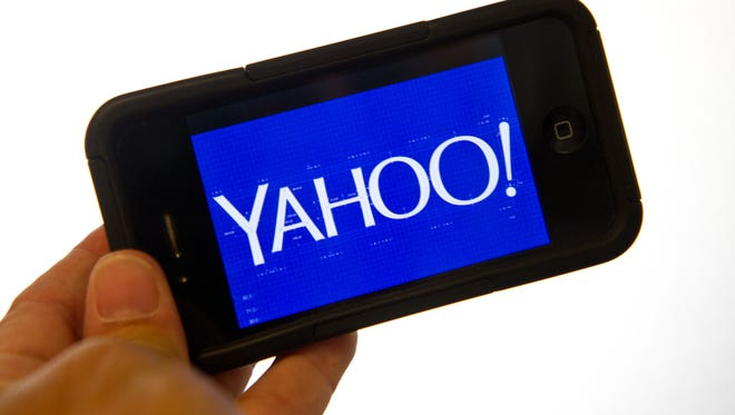 Yahoo's stock has surged.