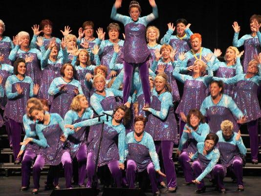 7/1: Scottsdale Chorus