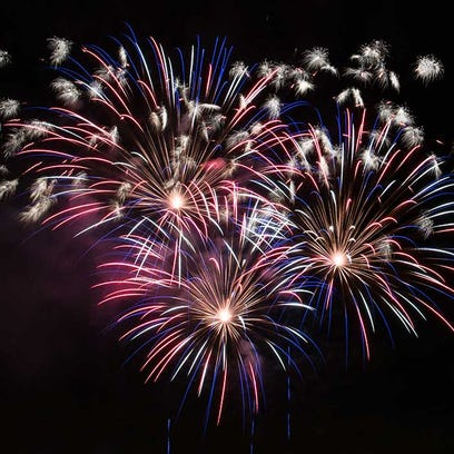 Fireworks hit Detroit on Monday. Here's what you need