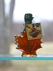 Clough Valley Maple Syrup is produced on an Anderson Township farm since the 1980s.