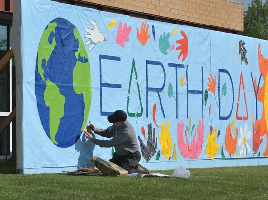 Earth Day JCC celebration