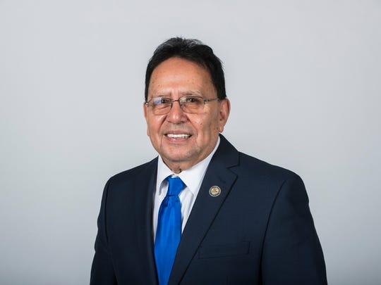 Roy Barrera, Democrat, candidate for the 148th District Court.