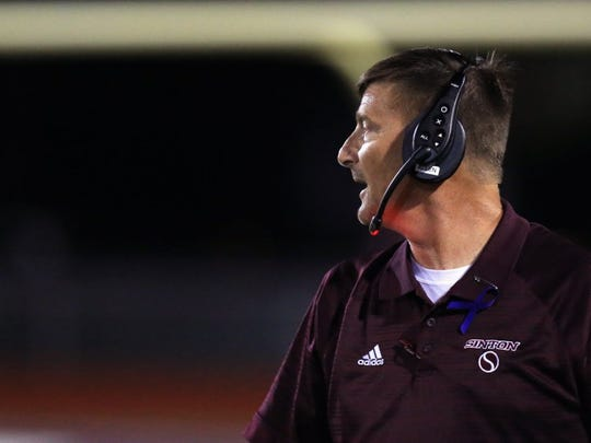Sinton coach Tom Allen will be inducted into the Coastal Bend Coaches Association Hall of Honor.