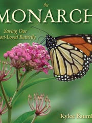 Saving the monarch with plants is the focus of this