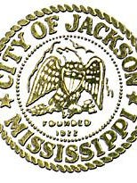 The seal of the city of Jackson.