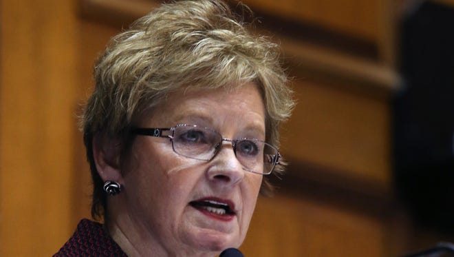 Indiana Secretary of State Connie Lawson faces a delicate balancing act as a member of President Donald Trump's voter fraud commission and the incoming president of the National Association of Secretaries of State.