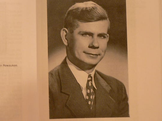 Delbert Klussendorf worked on the Basse Farm as a youth,