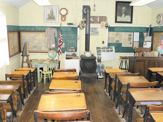 The rural school Christmas programs are gone, as are
