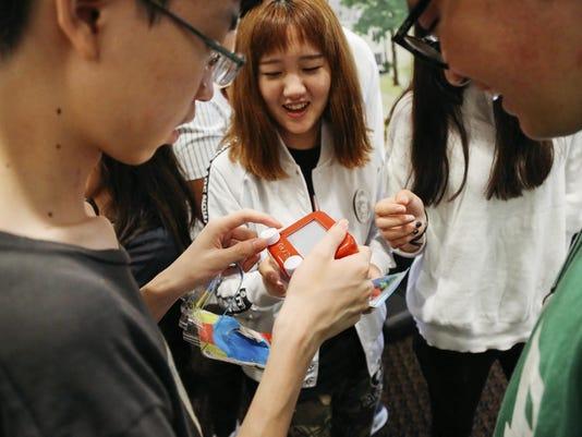 Exchange Chinese Exchange Students (3)