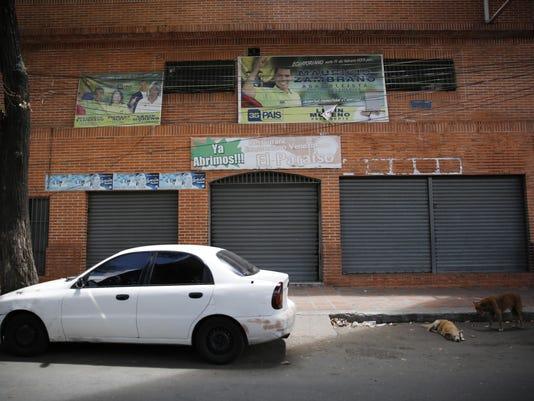 Venezuela Nightclub Brawl