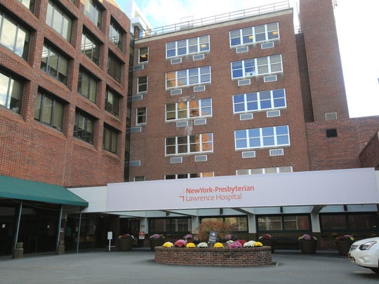 Lawrence Hospital in Bronxville Oct. 30, 2014.