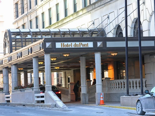 The Hotel DuPont's cancellation of a reservation for a group of homeless people to stay there Christmas night, which became public Thursday, sparked outrage and outreach from another hotel's management.